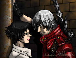 Devil May Cry 01 by wildapple-jp
