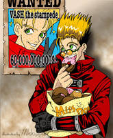 Trigun 01 by wildapple-jp