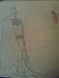 batman by maxx456