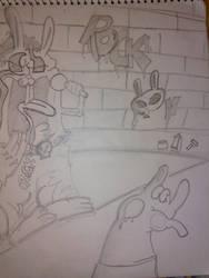 Rockin rabbit by maxx456