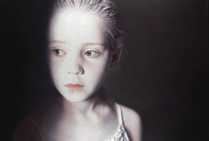 The Murmur of the Innocents 1 by gottfriedhelnwein