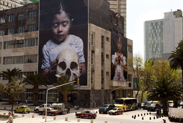 Santos Inocentes by gottfriedhelnwein