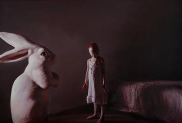 The Disasters of War 4 by gottfriedhelnwein