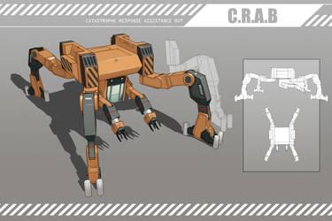 C.R.A.B by Shiige