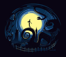Spider Nightmares by Studiom6
