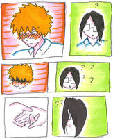 Bleach Yaoi- page 1 by Dramaqueen5652