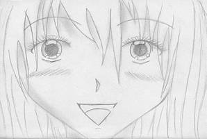 hikaru..my own character by kusanagi60