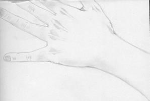 my own hand by kusanagi60