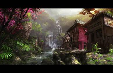 Zen by djahal
