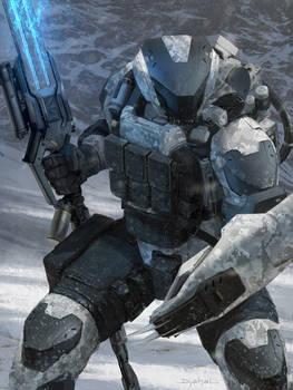 Galaxy Saga (applibot) The lance hunter advanced by djahal