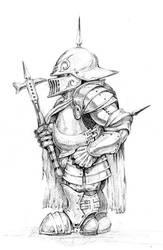 Ironclad Dwarf by garmr