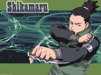 Shikamaru by EdwardElric1230