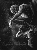 Spiderman by Joanna-Vu