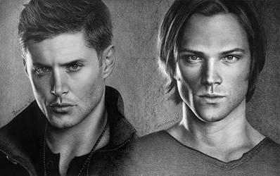 Winchesters by Joanna-Vu