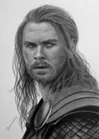 Thor by Joanna-Vu