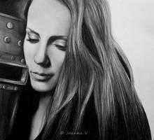 Simone Simons by Joanna-Vu