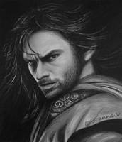 Kili - again by Joanna-Vu