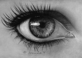 Eye see you... by Joanna-Vu