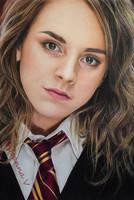 Hermione by Joanna-Vu