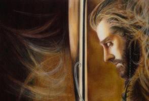 Thorin Oakenshield by Joanna-Vu