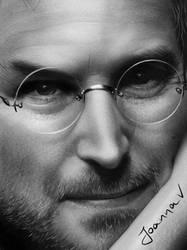 Steve Jobs by Joanna-Vu