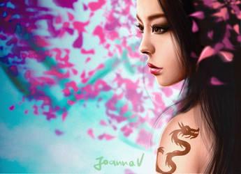 Mulan by Joanna-Vu