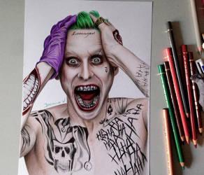 Joker by Joanna-Vu