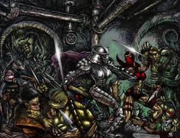 TMNT Issue 25 by Ninja-Turtles