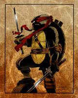 A.C. Farley Leo by Ninja-Turtles