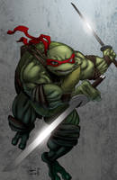 Frank Fosco Leo by Ninja-Turtles