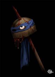 Shredder's Trophy by Ninja-Turtles