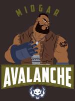 Avalanche: Barret Edition by machmigo