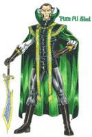 Ra's al Ghul by kiborgalexic