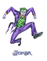 Joker by kiborgalexic