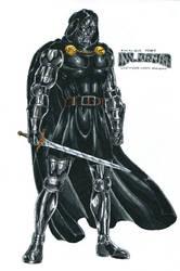 Doctor Doom - Excalibur power by kiborgalexic