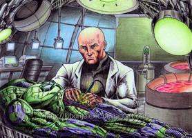 Lex Luthor by kiborgalexic