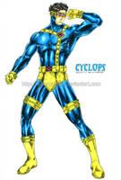 Cyclops by kiborgalexic
