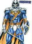 Taskmaster by kiborgalexic