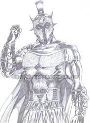 Ares DC by kiborgalexic