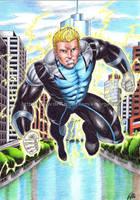 Blitzray-commission by kiborgalexic