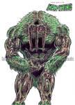 Man Thing by kiborgalexic