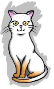Lena's Cat Form - OC by MenaAthena