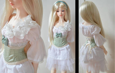 Princess dress by EverDreamDoll