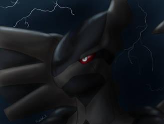 Burning Hot or Shocked Lightning. [My Art] by SF-LylatGalaxy64
