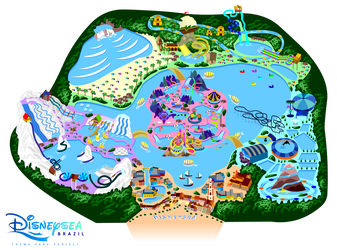 My Disneysea 1.0 by mrzahta