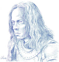 Game of Thrones - Jaqen H\'ghar by gillendil
