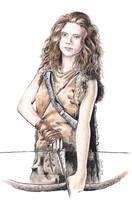 Game of Thrones - Ygritte by gillendil
