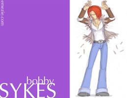 TRIO Bobby Sykes ANGEL OF LOVE by Emezie