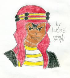 Abdullah of Tintin by lukio5000
