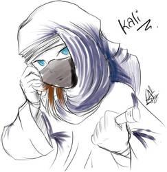 DMS: Kali-Kid by Amiki-Zorsez